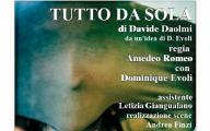 """Tutto da sola"" all'Open Space di Lecce"