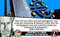 Conferenza sulla moneta di popolo con Cosimo Massaro