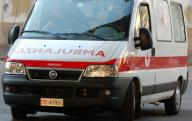 Incidente in moto, perde la vita un 23enne