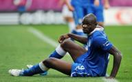 Italia, Balotelli si fa male in allenamento