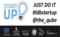 "The Qube presenta ""Start-up Just Do It"" all'Ecotekne"