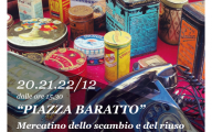 """Piazza Baratto"" all'Ammirato Culture House"