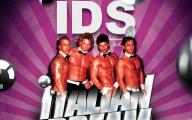 Lo show degli Italian Dream Boys all'IDS