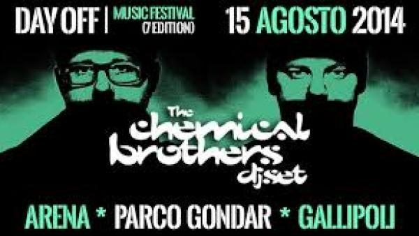 Day Off Music Festival con i Chemical Brothers