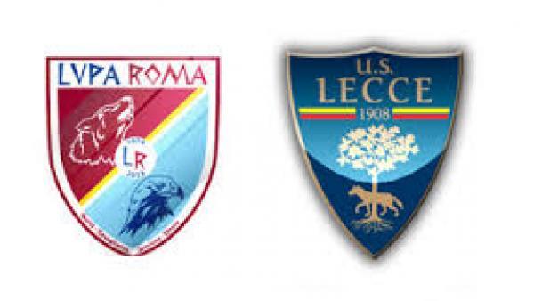 Esordio amaro per il Lecce: sconfitto 2 a 1 dalla Lupa Roma