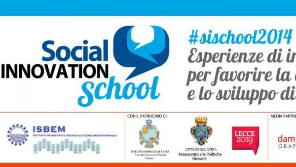 Quinto appuntamento con la Social Innovation School