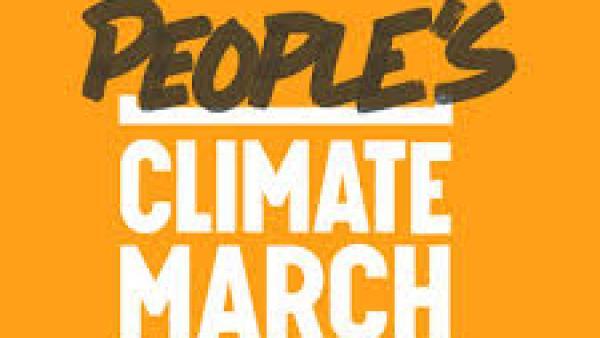 Lecce si mobilita per la People's Climate March