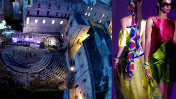 "Elisabetta Bedori presenta ""Speciale Lecce Fashion Week 12"""