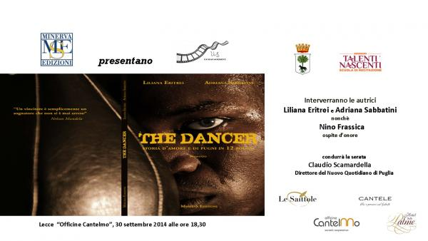 The Dancer, racconto in 12 round alle Officine Cantelmo