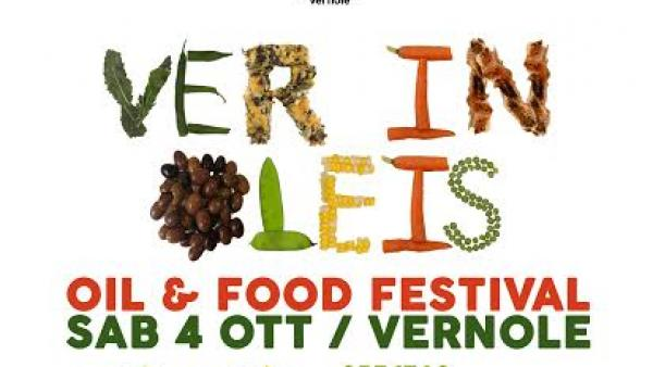 Ver in Oleis - Oil & food festival il 4 ottobre a Vernole