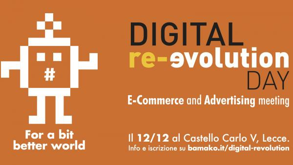 Conto alla rovescia per il Digital Re-evolution Day