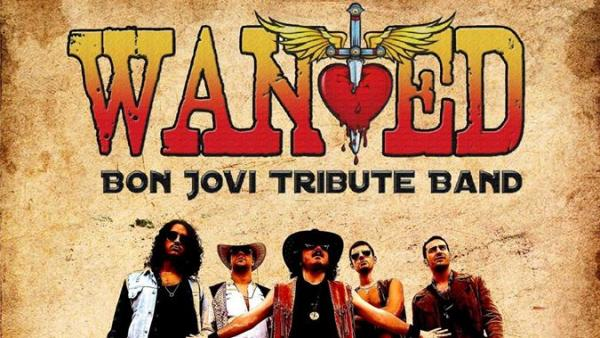 Wanted Bon Jovi Tribute Band in concerto al Lulu's