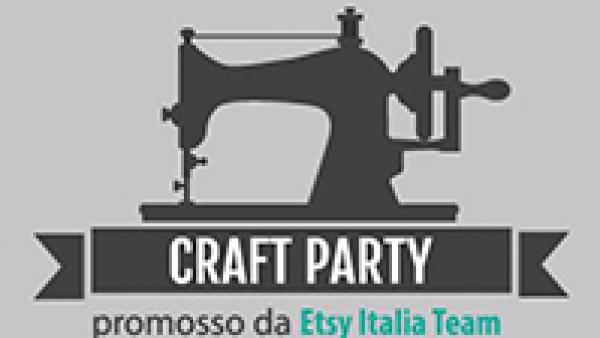 Fatto a mano presenta il craft party a Lecce