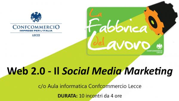 Web 2.0: il Social Media Marketing, al via il corso