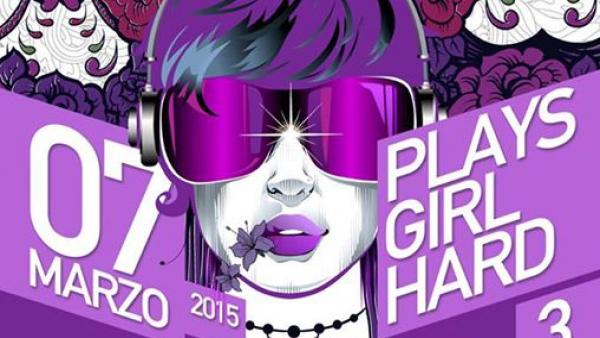 Girls Play Hard: il party tutto al femminile al Womb