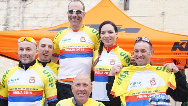 Ciclismo, Gs Piconese protagonista ad Acaya ed Erchie