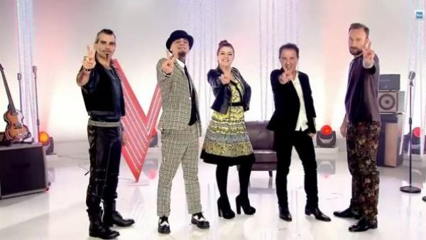 Boccadamo e Perrone superano le Blind Auditions di The Voice