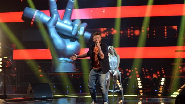 Dany Petrarulo supera le knockout di The Voice of Italy