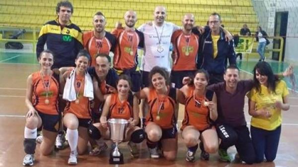 La Evò Barbecue Volley Team vince il campionato Uisp