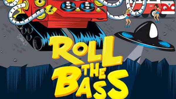 Roll the Bass al Dopolavoro Live Club