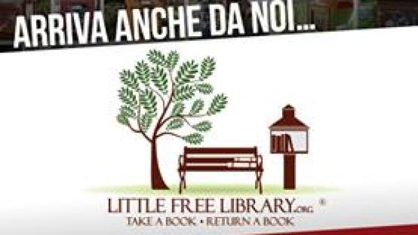 Little Free Library negli spazi del call center Comdata
