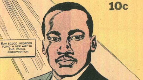Martin Luther King and the Montgomery Story alle Manifatture Knos