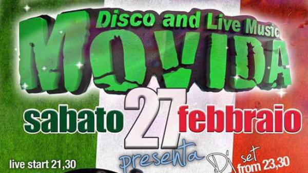 Overwawes in concerto al Movida Live & Music