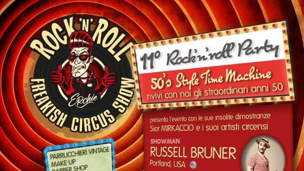 Erchie Rock 'n' Roll Party 2016: ecco il programma