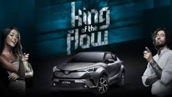 Toyota King of the Flow al Postepay Sound Parco Gondar