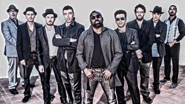 Richie Stephens & the Ska Nation Band per Bande a Sud