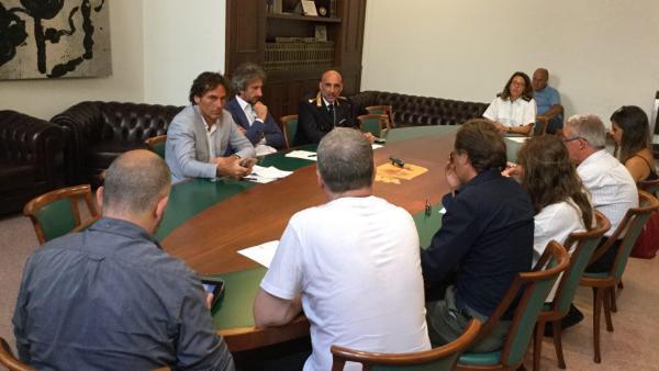 Viaggiare informati a Lecce con il canale telegram della polizia locale