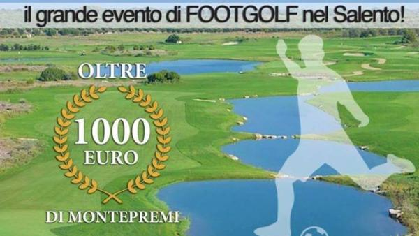 Apulia FootGolf Cup 2016 all'Acaya Golf Club