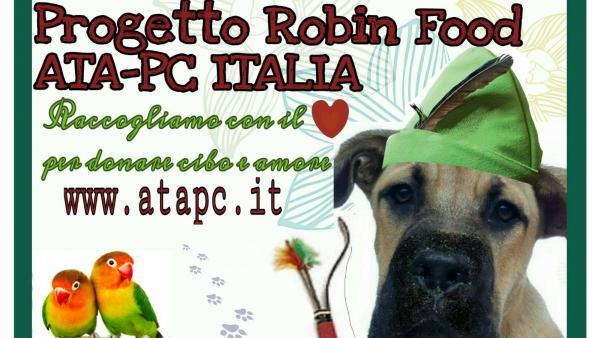 """A Lecce prende il via il Progetto di ATA-PC Italia """"Robin Food"""""""