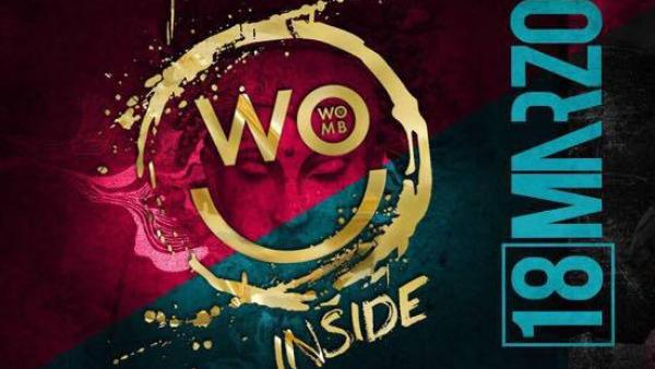 Womb Inside: happy house di Ilario Laggetta, Andrea Maggino e Raffy dj