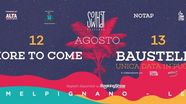 Oltre 300 artisti e band all'appelo contro la Tap dl So What Festival