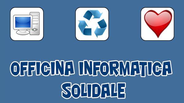 Apre a Lecce l'Officina Informatica Solidale