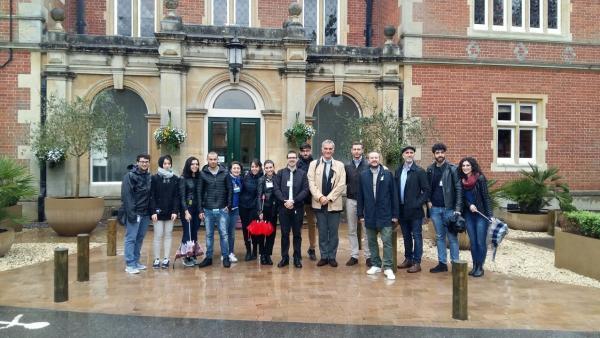 Gli Ingegneri Civili di Unisalento a Londra e ad Oxford