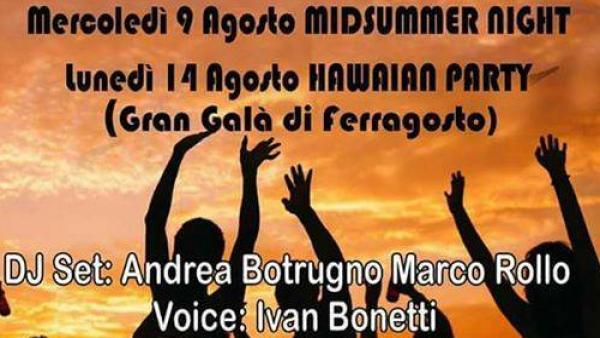 """Implode il """"Midsummer Night"""" al Mediterraneo con il sound di Botrugno e Rollo dj"""