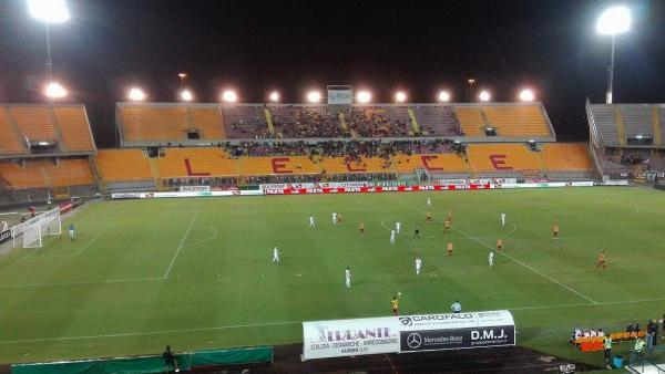 Lecce, vittoria di carattere: Trapani battuto nonostante l'uomo in meno